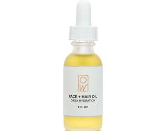 Face + Hair Oil