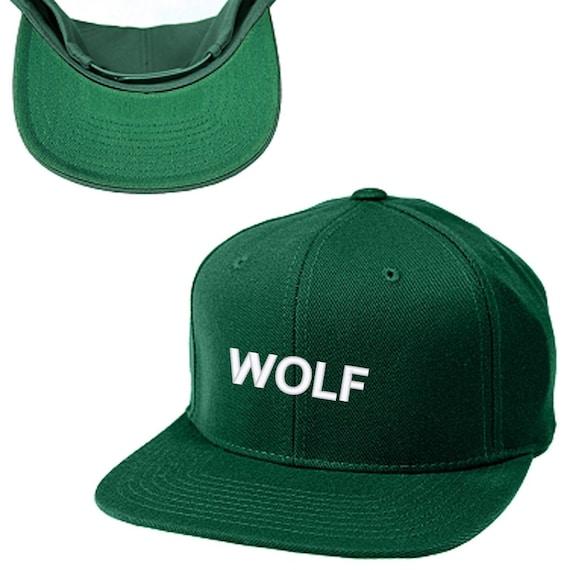 Wolf snapback Odd Future hat Odd Future cap wolf gang tyler  Wolf snapback O...