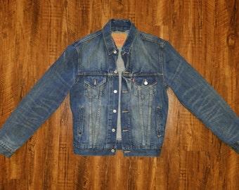 Mens Levi Strauss & Co. Denim Jacket Levi's