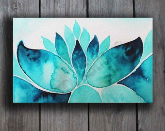Valentines day gifts,Romantic, Original Watercolor Painting, Abstract Art, flower, Wall Art, Home Decor, Painting Art, Paintig Gift