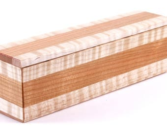 Pen Case   Wood Pen Box   Handmade Box   Case for Pens   Custom Wood Box   Pen Gift Box   Wooden Gift Box  