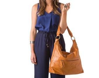 Ayla Leather Handbag