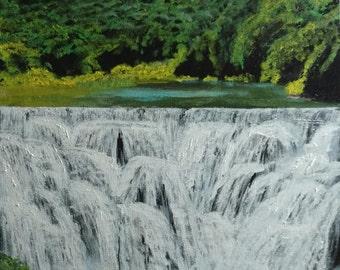 Waterfalls in Taiwan