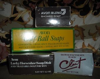 Avon soaps for men