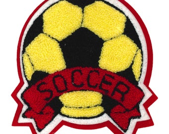 "Patch iron Terry ""Soccer"""