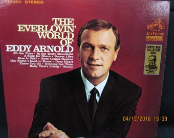 The Ever Lovin' World of Eddy Arnold - RCA Records 1968