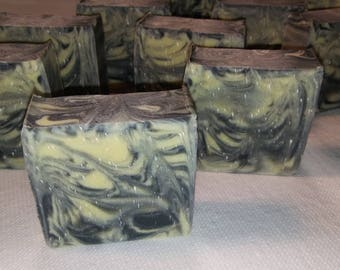 Charcoal Facial Cold Processed Soap
