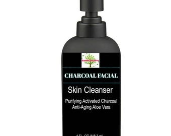 Charcoal Facial Skin Cleanser      by EartheSecrets
