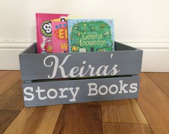 Children's Story Book Storage
