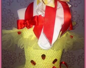 Belle ballgown