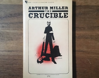 the effects of revenge in the crucible by arthur miller Home → sparknotes → literature study guides → the crucible → study questions the crucible arthur miller express long-held grudges and exact revenge on.