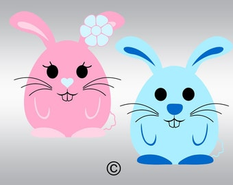 Easter svg, Easter bunny svg, Bunny svg, Easter basket svg, Ears SVG Files, Cricut, Cameo, Cut file, Files, Clipart, Svg, DXF, Png, Eps