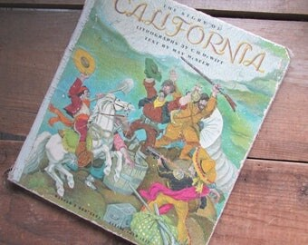 Children's Book The Story of California