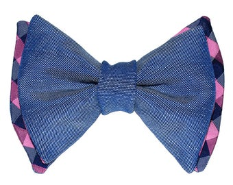 Haute Couture Clip-On Bow-tie