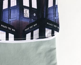 Dr.Who Clutch
