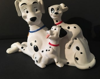 101 Dalmations Coin Money Bank.