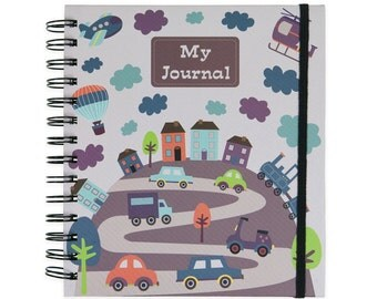 My Muslim Journal Blue
