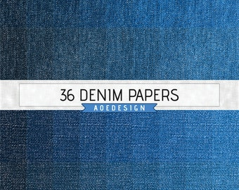 DENIM digital paper, denim background jeans texture, printable denim scrapbook paper printable jeans digital paper, jeans sccrapbook digital