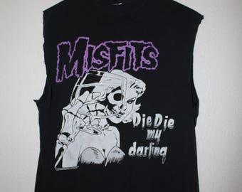 Vintage 90's Misfits Shirt