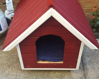 Outdoor Dog or Cat House