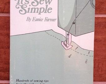 It's Sew Simple by Eunice Farmer