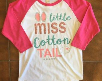 Kids Little Miss Cotton Tail P/W BBT