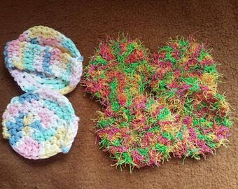 Face And Body Scrubbies