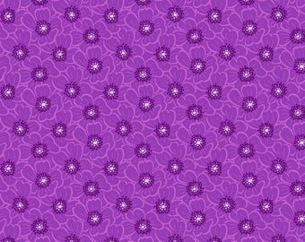 Purple Passion - 4105-61355-30 Purple Tonal - from Exclusively Quilters