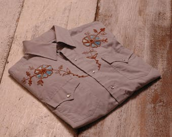 1970s Western shirt (reserved for Ritenourscott)