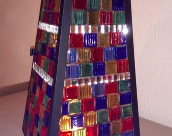 Handmade Mosaic Lantern