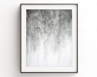 Printable wall decor digital download black white art abstract painting art modern home decor interior design contemporary artwork