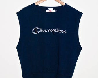 CHAMPION Sleeveless Sweater