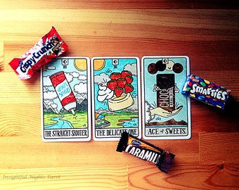 You Are What You Eat Tarot Reading