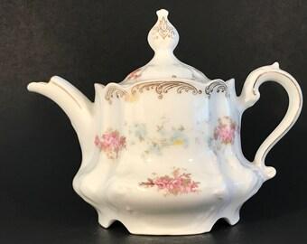 Vintage Tea pot IRMA Z.S.& CO BAVARIA