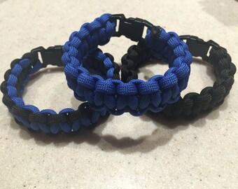 550 Paracord Survival Bracelet