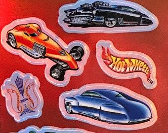 Sandylion Stickers  Scrapbooking,  Hot Wheels, Car, Race cars (1 mod)