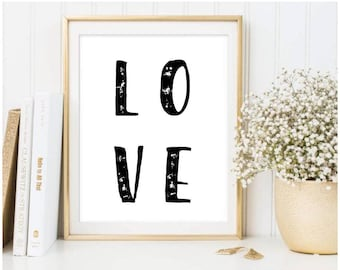 Love Printable II
