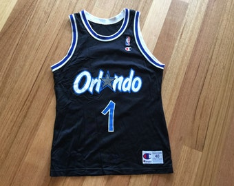 1993 orlando magic nba anfernee penny hardaway basketball jersey singlet