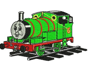 Train Embroidery Design Wwwpicsbudcom