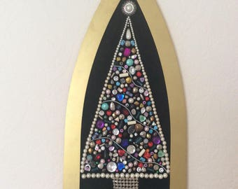 Jewelled Christmas Tree