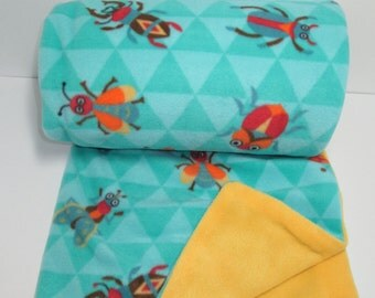 Insect and Bug Blanket