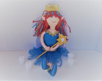 Tooth Keeper Princess Doll