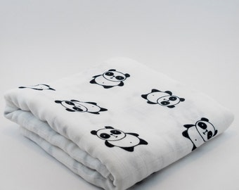 Baby Blankets, Muslin Swaddle // Blanket for babies, Swaddle blanket, Best Baby Blanket, Receiving Blanket, Baby Gift, Baby Shower Gift