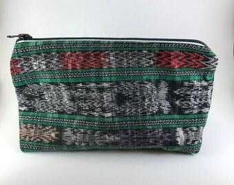 Zipper Pouch Makeup Bag
