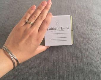 Wonderfully Made by FaithfulBand Christian bracelet for Men & Women