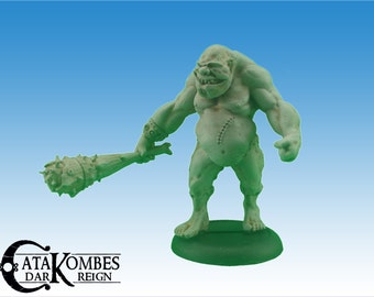 1 Miniature: Ogre