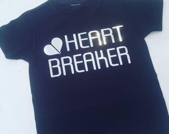 Heartbreaker tee