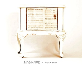 "Bedside Tables Line ""Musician"" RESTING-Restyling"