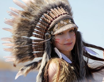 Indian headdress - Spring Dawn