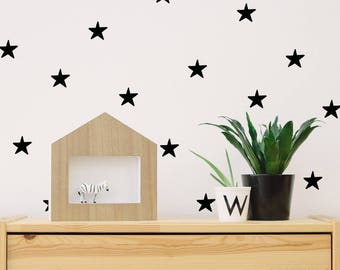Vinyl Stars | Wall Sticker | Star | Wall decoration